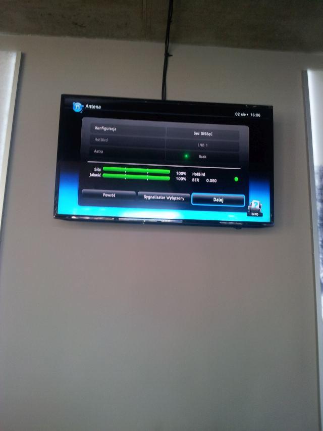 Montaż TV Telewizorów na ścianie Gliwice, Zabrze, Bytom, Knurów, Ruda Śląska, Tarnowskie Góry