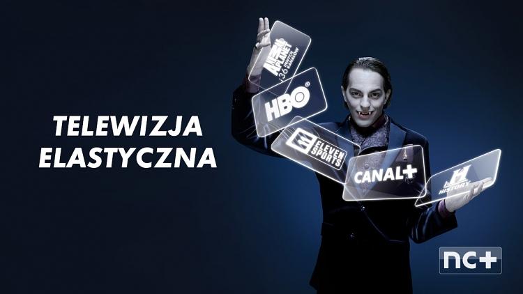 Nowa oferta NC+. Telewizja elastyczna