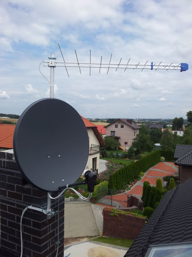 Montaż anten Gliwice, Montaż anteny Gliwice, ustawienie anten Gliwice