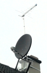 montaż anten satelitarnych Gliwice, montaż anten dvb-t Gliwice